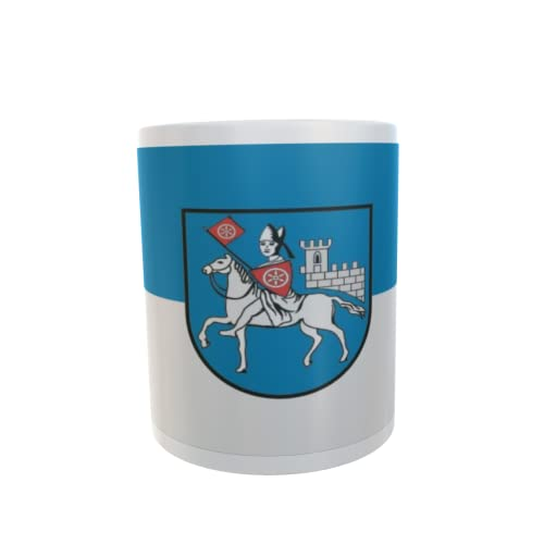 U24 Tasse Kaffeebecher Mug Cup Flagge Heilbad Heiligenstadt