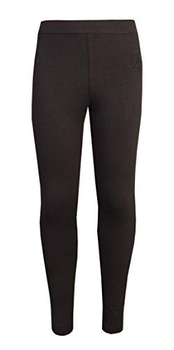 Brody & Co, Mädchen Leggings, für Tanzen, Gymnastik, Sport, Ballett, schwarz  Gr. 5 Jahre, schwarz