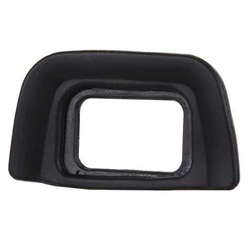 Movoja® Augenmuschel DK-20 für für Nikon D5200 / D5100 / D3100 / D3000 / D60 Eyecup | Okular Sucher | Okularmuschel | Okularer Viewfinder | Ersatz Schutz | Okular-Protector | Linsenmuschel | 5403