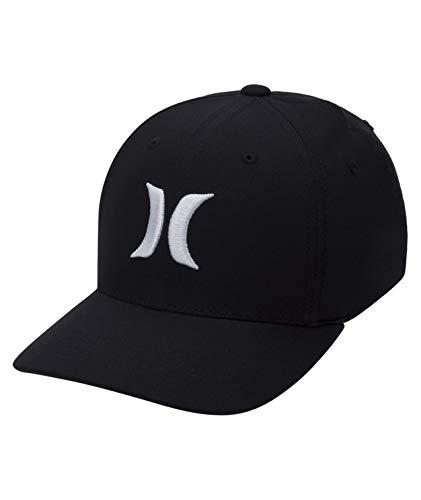 Hurley B Dri-Fit One&Only Hat Gorra, Niños, Oil Grey, 1SIZE