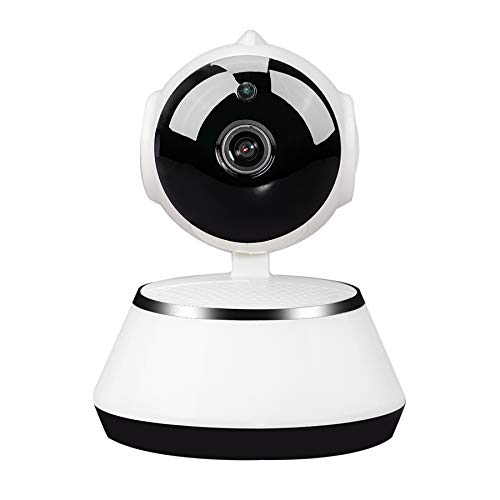 HD Webcam 720P, MINI Home Security IP Camera Two Way Audio Wireless Mini Camera 1MP Night Vision Wifi Camera Babyfoon