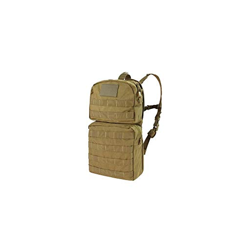 Condor Hydration Carrier 2 w/Bladder Coyote Brown