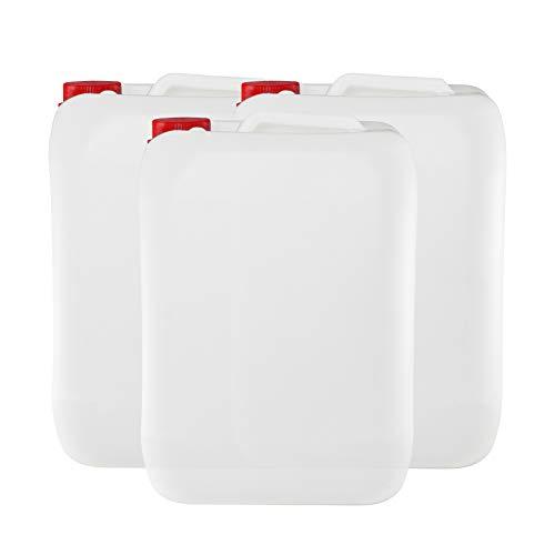 Garrafa bidon de plastico de 25 litros homologado ADR boca ancha ideal para agua gasolina y químicos también como deposito para aire acondicionado   camping   furgoneta camper   (3)