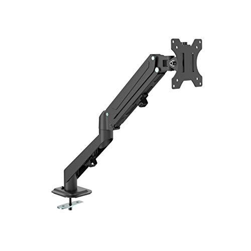 SGSP Monitor Halterung Einarm, Ergonomische Gasgestützte Arm für 17