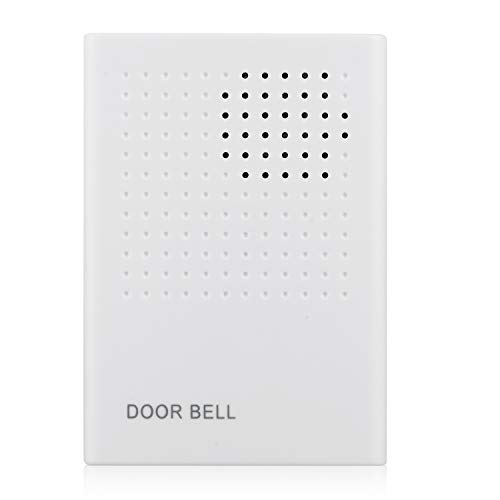 Wasserstein Doorbell Chime Compatible with Nest Hello Video Doorbell - Perfect Add-On for Your Doorbell