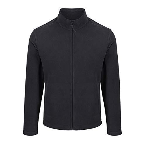 Regatta Professional Herren Classic Fleece-Jacke, Grau, XL
