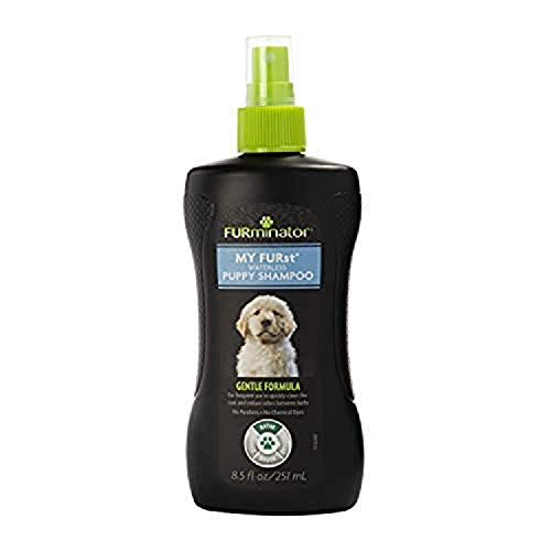 Furminator My Furst Waterless Shampoo for Puppies...