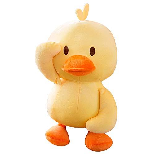 Pluche Schattige Kleine Gele Eend Knuffel Soft Doll-Yellow_50cm
