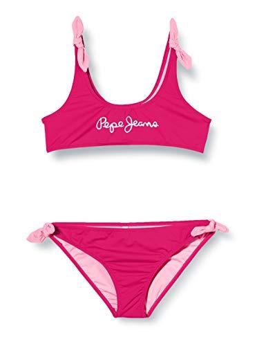 Pepe Jeans Meisjes New Saigon Bikini Taille-slip