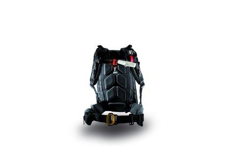 ABS Vario Base Unit + Cover Black Modell 2014, Größe:Gr. L