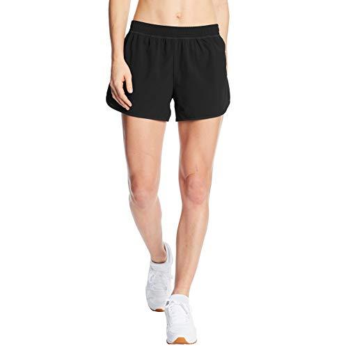 C9 Champion Women's 3.5' Woven Shorts, Ebony, S