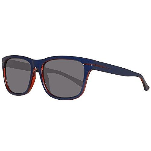 Gant Sonnenbrille GA7058 5690A Gafas de sol, Azul (Blau), 56 para Hombre