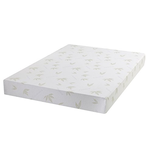 Limitless Home Aloe Vera King Size 150mm Reflex Foam 50mm Memory Foam Temperature Sensitive Hypoallergenic Health Benefits Mattress