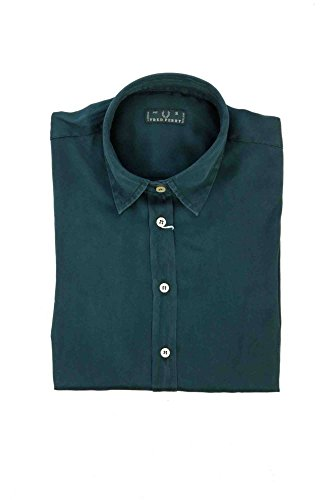 Fred Perry Camicia Donna Verde S