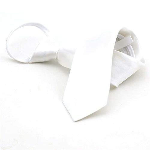 LHYLHY Corbata para el cuello para niñas y niños, con cremallera ajustada,...