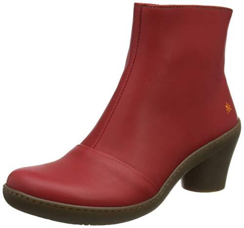 art Damen Alfama Kurzschaft Stiefel, Rot (Carmin Carmin), 40 EU