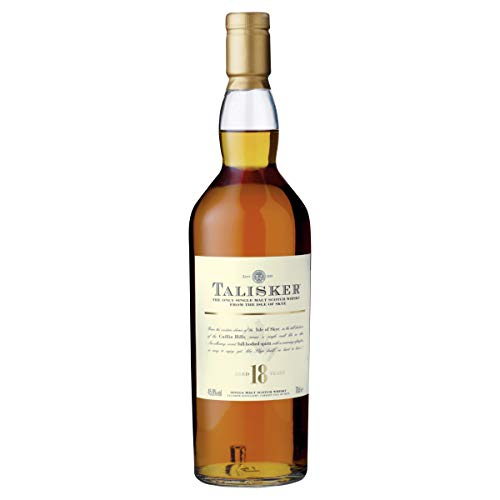 Talisker 18 Jahre Single Malt Scotch Whisky (1 x 0.7 l)