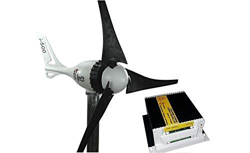 Komplet Paket ISTA-BREEZE® i-500 12V WIND GENERATOR + Laderegler