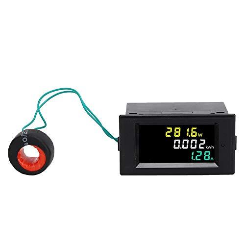 AC LED Stromüberwachung Spannung Strom Voltmeter Amperemeter Energietester(AC380V)