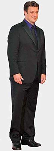 Nathan Fillion Mini Cutout