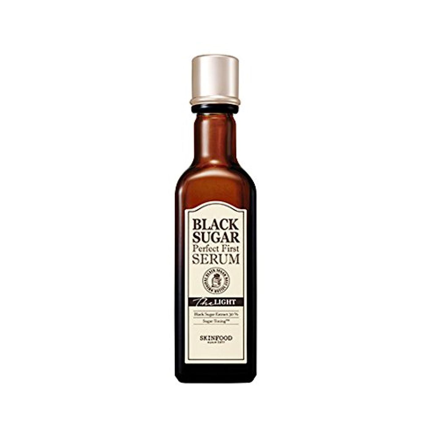 捨てる試用繰り返すSkinfood black sugar perfect first serum the light/黒糖完全最初血清ライト/120ml + 60? [並行輸入品]