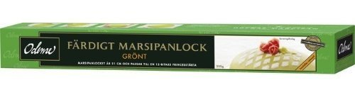 Odense Marsipanlock 200 G- Marzipan Kuchen Deckel