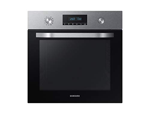 Samsung NV70K2340RS - Horno (Medio, Horno eléctrico, 70 L, 70 L, 30 - 250 °C, 1100 W)