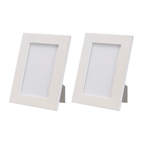 2 x Ikea Nyttja Bilderrahmen, 10 x 15 cm, 2 Stück