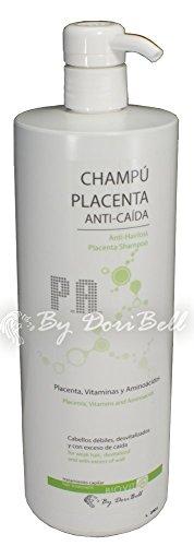 By DoriBell Champú P.A. Placenta Anticaida Biovit 1 Litro.