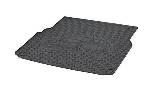 Kofferraumwanne Kofferraummatte Antirutsch RIGUM geeignet für Mercedes C-Klasse S205 Kombi ab 2014 Perfekt angepasst + Auto DUFT