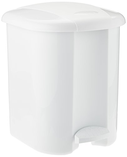 Rubbermaid Commercial Products Commercial Vanity Pedal Bin 15l