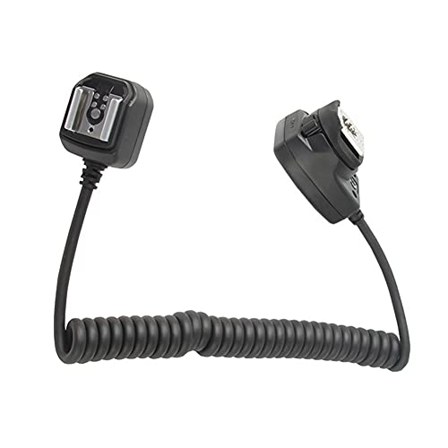 OC-E3 1.2m Off Camera Flash Cavo Hot Shoe Sync Remote Focus Cord per Canon