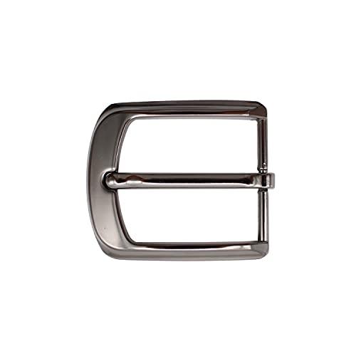 KLEHOPE Hebillas Cinturon, 52mm Metal Cuadrados Hebillas, Forma D Hebillas de Metal es Apta para Cinturones, Mochilas, Mochilas Escolares, etc