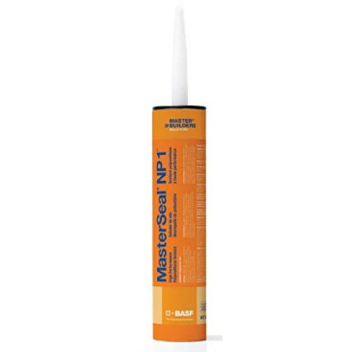 Masterseal NP-1 Stone Polyurethane Sealant Cartridge, 12 - 10.1 Fluid Ounce Cartridges