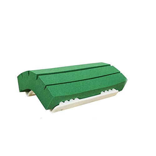 Etophigh Pet Sponge Haarverwijderaar Brush Gemakkelijk te reinigen kat honden haar op meubels tapijt bed bank auto zitdoek pluisborstel, groen