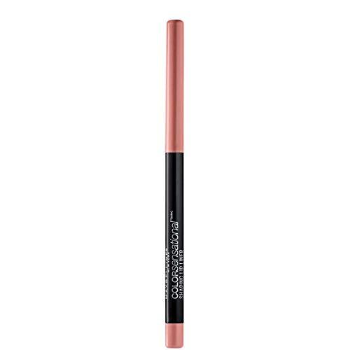Maybelline New York Color Sensational Lippenkonturendtift Shaping Lip Liner Nr. 20 Nude Seduction, 1er Pack (1 x 1 Stück)