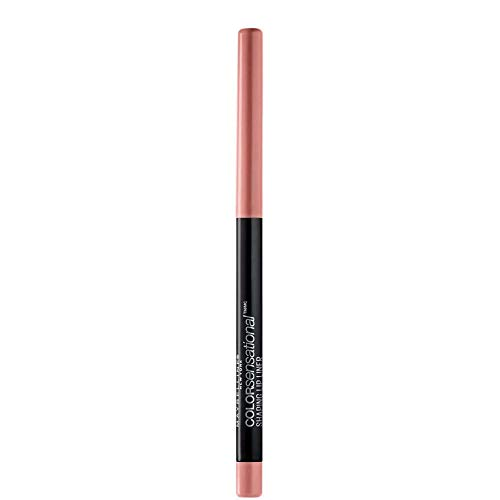 Maybelline New York Color Sensational Lippenkonturendtift Shaping Lip Liner Nr. 20 Nude Seduction,...