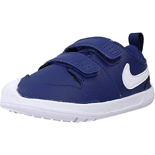 Nike Unisex-Baby PICO 5 (TDV) Sneaker, Deep Royal Blue/White, 27 EU