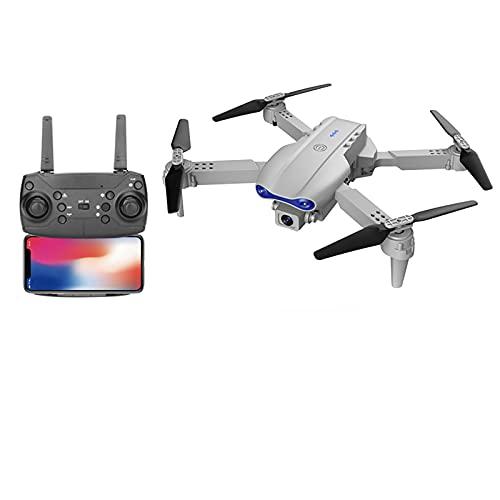 Drone plegable K3 de larga duración, cámara dual HD 4 K, dron de juguete con mando a distancia, regalo para niños y adultos de más de 8 años