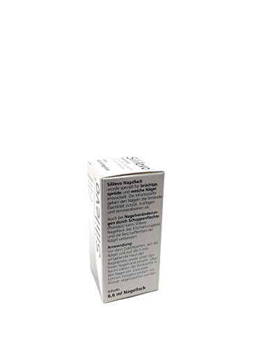 Sililevo Nagellack, 6.6 ml