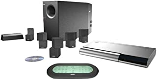 Bose Lifestyle 50 Home Theater System (Black) (Discontinued by Manufacturer)