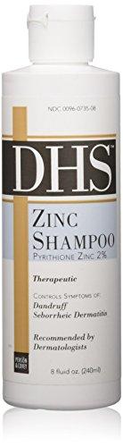 DHS Zink Shampoo 8oz