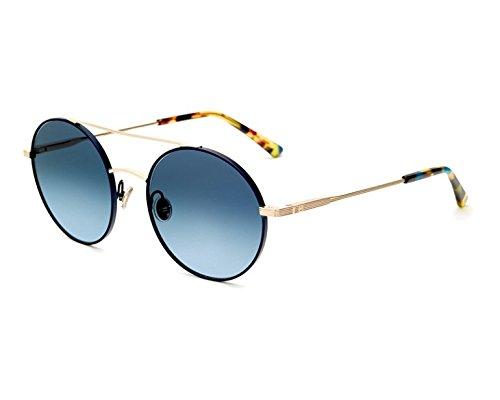 Etnia Barcelona - Gafas de sol - para hombre Azul matt blau - gold 55