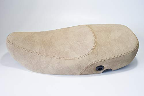 Sillín completo Vespa LX marrón 50-125-150 cc año