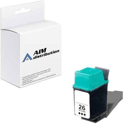 AIM Compatible Replacement for HP NO. 26 Inkjet (790 Page Yield) (51626A) - Generic