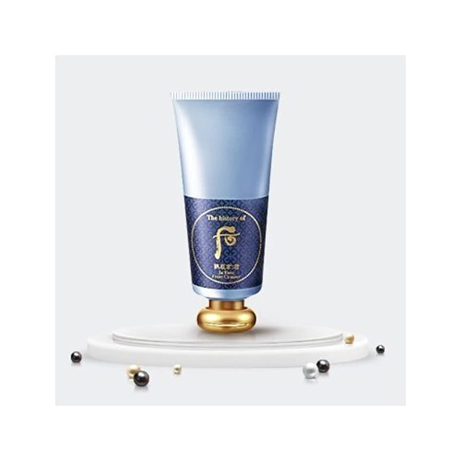 歴史家異形ヘビーThe History of Whoo Gongjinhyang Gun Jayang Foam Cleanser_180ml