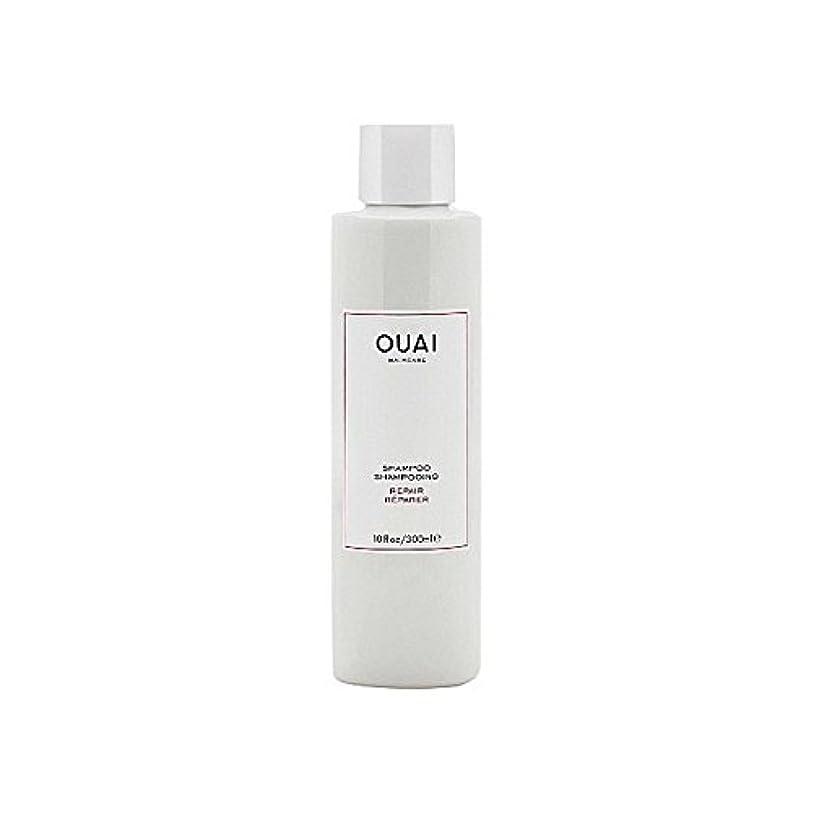 革命大混乱それぞれOuai Repair Shampoo 300ml - リペアシャンプー300ミリリットル [並行輸入品]
