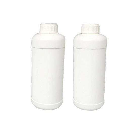 2st Reagenzflaschen 500 Ml Kunststoff-wide Mouth Lab Chemical Reagensflasche Flüssigkeitsspeicherbehälter