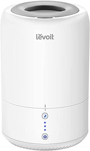 LEVOIT Top-Fill 1.8L Humidificador Ultrasónico para Bebés, Silencioso