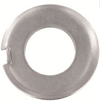 18 pcs Metric DIN 463 M20 Two Tab Washer Stainless Steel A4